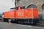 """MaK 1000282 - DB AG """"714 003-1"""" 02.03.2001 Darmstadt,Bahnbetriebswerk [D] Patrick Böttger"""
