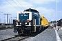 """MaK 1000283 - DB """"212 236-4"""" 06.08.1988 Fulda,Bahnbetriebswerk [D] Gunnar Meisner"""