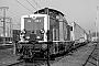 "MaK 1000283 - DB ""214 236-2"" 19.11.1989 Fulda,Bahnbetriebswerk [D] Malte Werning"