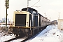 """MaK 1000284 - DB """"212 237-2"""" 23.02.1993 Duisburg-Hochfeld,Bahnhof [D] Henk Hartsuiker"""