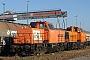 "MaK 1000284 - BBL Logistik ""BBL 15"" 18.11.2018 Karlsruhe,Güterbahnhof [D] Joachim Lutz"