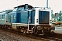"MaK 1000285 - DB ""212 238-0"" __.07.1992 Moers,Bahnhof [D] Rolf Alberts"