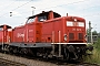 """MaK 1000289 - DB Cargo """"212 242-2"""" 01.08.2003 Kornwestheim [D] Werner Brutzer"""