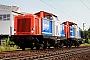 """MaK 1000289 - NBE Logistik """"212 242-2"""" 18.07.2013 Dieburg [D] Kurt Sattig"""