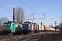 """MaK 1000289 - NBE Logistik """"212 242-2"""" 23.02.2014 Gelsenkirchen-Bismarck [D] Ingmar Weidig"""