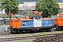 "MaK 1000289 - NBE Logistik ""212 242-2"" 25.05.2014 Aschaffenburg,Hafenbahn [D] Ernst Lauer"