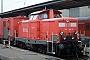 "MaK 1000291 - DB AG ""714 005-6"" 25.01.2006 - Kassel, HauptbahnhofNahne Johannsen"