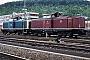 """MaK 1000291 - DB """"212 244-8"""" 19.06.1982 Plochingen [D] Werner Brutzer"""