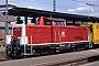 """MaK 1000292 - DB AG """"714 006-4"""" 02.06.1991 Kassel,Hauptbahnhof [D] Dietrich Bothe"""