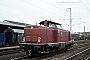 """MaK 1000294 - DB """"212 247-1"""" 28.05.1983 - Stuttgart-Zuffenhausen, BahnhofStefan Motz"""