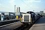 "MaK 1000294 - DB ""212 247-1"" 19.08.1988 Stuttgart,Hauptbahnhof [D] Stefan Motz"