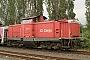 """MaK 1000295 - Railion """"212 248-9"""" 19.06.2004 - EspenhainDaniel Berg"""