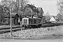 """MaK 1000296 - DB """"212 249-7"""" 21.02.1989 - LondorfJulius Kaiser"""