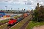 """MaK 1000297 - CC-Logistik """"262 005-2"""" 16.05.2010 - Hamburg-Waltershof, Rangierbahnhof Mühlenwerder Malte Werning"""