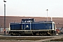 "MaK 1000297 - DB ""212 250-5"" __.__.1988 - Kiel, BahnbetriebswerkTomke Scheel"