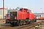 "MaK 1000297 - CC-Logistik ""262 005-2"" 17.03.2010 - Hamburg-WaltershofEdgar Albers"