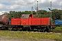 "MaK 1000297 - CC-Logistik ""262 005-2"" 08.07.2011 - Duisburg-Ruhrort, HafenPeter Nagelschmidt"