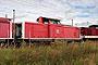"""MaK 1000301 - ALS """"212 254-7"""" 23.09.2004 - Stendal, GüterbahnhofKarl Arne Richter"""