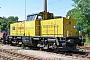 "MaK 1000301 - LW ""214.001"" 21.07.2010 - St. Egidien, BahnhofKlaus Hentschel"