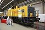 """MaK 1000301 - LW """"214.001"""" 17.09.2011 - G�ppingen, Firma Leonhard WeissThomas Wohlfarth"""