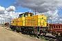 """MaK 1000301 - LW """"214.001"""" 06.09.2015 - Mannheim, RangierbahnhofErnst Lauer"""