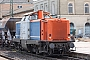 "MaK 1000303 - NBE Logistik ""212 256-2"" 08.05.2013 - Bebra