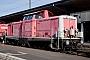 """MaK 1000304 - DB AG """"714 009-8"""" 17.09.2018 - Kassel, HauptbahnhofPatrick Böttger"""