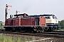 """MaK 1000306 - DB """"212 259-6"""" 16.05.1989 Kiel-Meimersdorf [D] Tomke Scheel"""