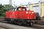 """MaK 1000306 - DB Regio """"214 015"""" 23.06.2010 Nürnberg [D] Thomas Wohlfarth"""