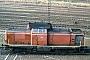 """MaK 1000306 - DB """"212 259-6"""" 19.10.1989 Kiel [D] Tomke Scheel"""