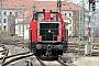 """MaK 1000306 - DB Regio """"214 015"""" 06.01.2014 - Nürnberg, HauptbahnhofErnst Lauer"""