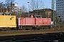 """MaK 1000307 - DB AG """"714 260-7"""" 19.01.1995 Mannheim,Hauptbahnhof [D] Ingmar Weidig"""
