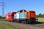 """MaK 1000308 - BM Bahndienste """"212 261-2"""" 29.05.2020 Wiesental [D] Wolfgang Mauser"""