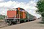 """MaK 1000309 - DB """"212 262-0"""" 28.06.1999 - VechtaWillem Eggers"""