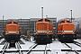 """MaK 1000310 - LOCON """"205"""" 05.02.2012 - Berlin-LichtenbergThomas Wohlfarth"""
