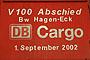 """MaK 1000311 - DB AG """"212 264-6"""" 18.10.2004 - Köln-Deutz, HafenPatrick Paulsen"""