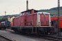 "MaK 1000311 - DB AG ""212 264-6"" 18.06.1997 - Würzburg, BetriebshofMarcus Benz"