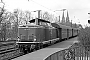 """MaK 1000311 - DB """"212 264-6"""" 18.03.1978 - Köln-Deutz, BahnhofMichael Hafenrichter"""