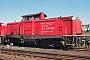 "MaK 1000311 - DB Cargo ""212 264-6"" 23.03.2003 - Hagen-Eckesey, BetriebshofJörg van Essen"