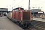 """MaK 1000311 - DB """"212 264-6"""" 30.04.1980 Düsseldorf,Hauptbahnhof [D] Martin Welzel"""