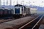 "MaK 1000312 - DB ""212 265-3"" __.11.1989 Moers-Rheinkamp [D] Rolf Alberts"