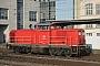 "MaK 1000312 - DB Fahrwegdienste ""212 265-3"" 24.03.2014 Darmstadt [D] Walter Kuhl"
