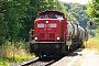"MaK 1000312 - DB Fahrwegdienste ""212 265-3"" 18.07.2018 Siersburg [D] Ivonne Pitzius"