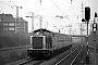 """MaK 1000313 - DB """"212 266-1"""" 29.02.1980 Essen,BahnhofEssenWest [D] Michael Hafenrichter"""