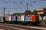"MaK 1000314 - NBE Logistik ""212 267-9"" 06.09.2013 Regensburg,Hauptbahnhof [D] Werner Schwan"