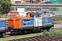 """MaK 1000314 - KombiRail """"212 267-9"""" 25.05.2014 Aschaffenburg,Hafenbahn [D] Ernst Lauer"""