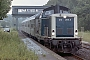 "MaK 1000316 - DB ""212 269-5"" 04.08.1985 - FriedrichsruhEdgar Albers"