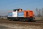 """MaK 1000317 - NBE RAIL """"212 270-3"""" 03.03.2011 - SaarmundNorman Gottberg"""