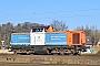 """MaK 1000317 - NBE RAIL """"212 270-3"""" 28.03.2012 Tostedt [D] Andreas Kriegisch"""