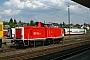 """MaK 1000318 - DB AG """"714 011-4"""" 14.05.2008 - FuldaKonstantin Koch"""
